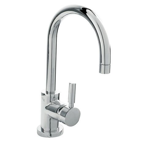 Hudson Reed - Tec Single Lever Side Action Basin Mixer Tap - PN380