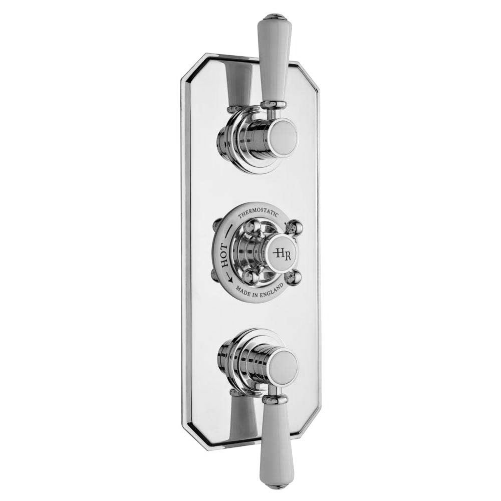 Hudson Reed Topaz Triple Concealed Thermostatic Shower Valve - TSVT003