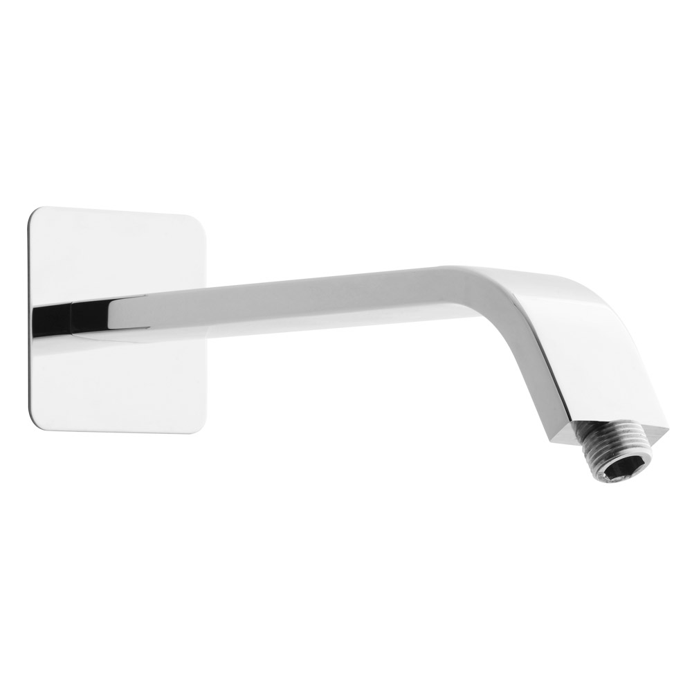 Hudson Reed - Wall Mounted Shower Arm - 268mm Length - ARM34 Large Image
