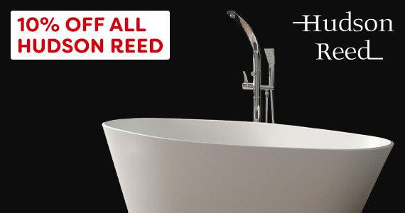 Hudson Reed 10% Off Sale