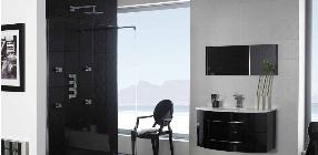 Incorporating Black Into Your Bathroom