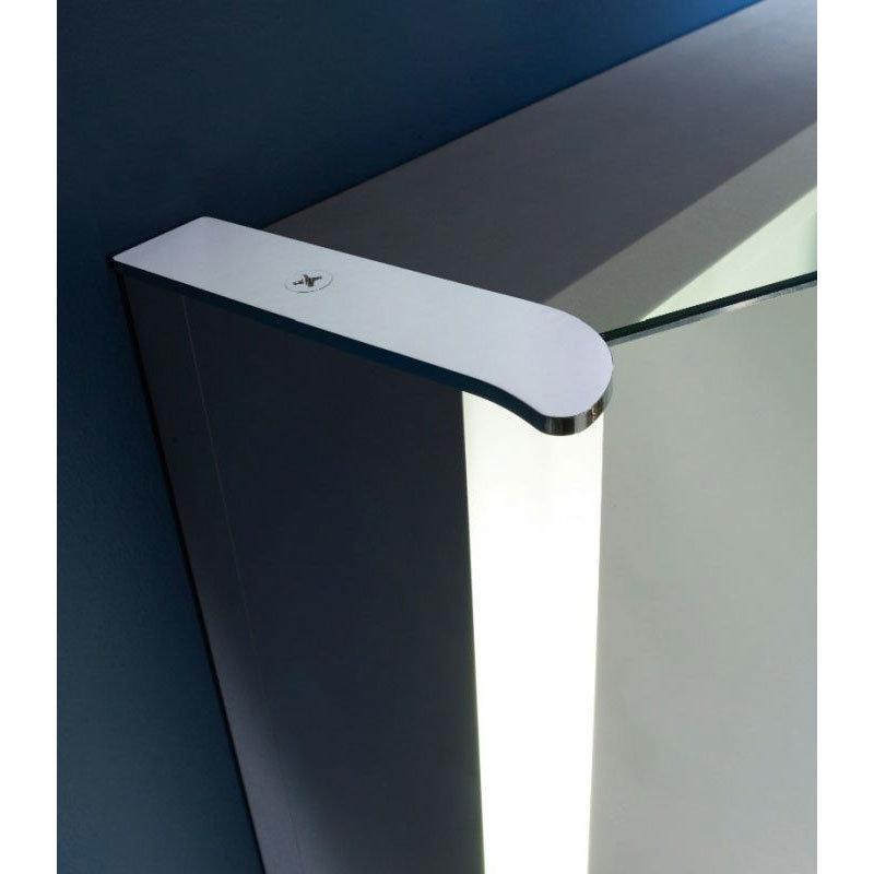 Tavistock Idea Single Door Illuminated Mirror Cabinet profile large image view 3