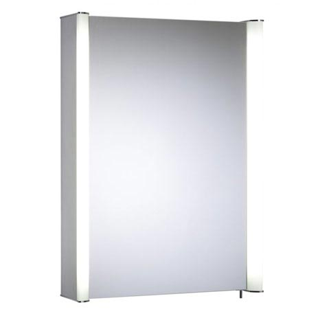 Tavistock Idea Single Door Illuminated Mirror Cabinet
