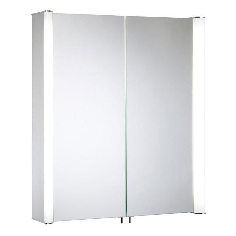 Tavistock Idea Double Door Illuminated Mirror Cabinet Large Image
