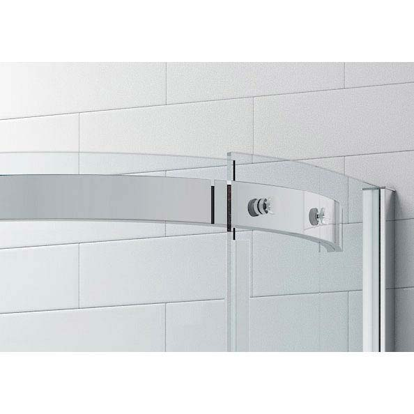 Merlyn Ionic Gravity 1 Door Quadrant Enclosure (900 x 900mm) profile large image view 3
