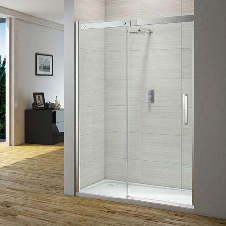 Merlyn Ionic Gravity Sliding Shower Door