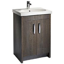 Tavistock Impact 600mm Freestanding Unit & Basin - Java Medium Image