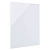 Hudson Reed 450 Watt Infrared Heating Panel H600 x W550mm - White Glass - INF001 profile small image view 1