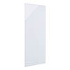 Hudson Reed 900 Watt Infrared Heating Panel H1100 x W550mm - White Glass - INF002 profile small image view 1