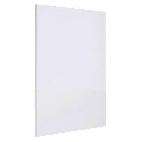 Nuie 800 x 595mm 500 Watt Infrared Heating Panel - White Satin - INF008