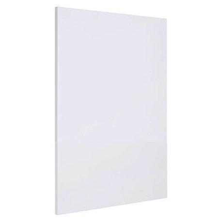 Premier 800 x 595mm 500 Watt Infrared Heating Panel - White Satin - INF008