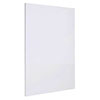 Nuie 800 x 595mm 500 Watt Infrared Heating Panel - White Satin - INF008 profile small image view 1