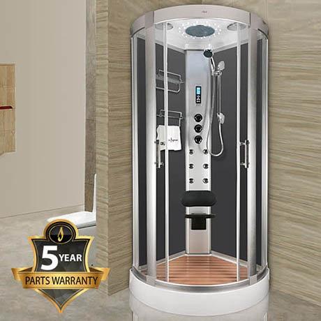 Insignia INS1999 Hydro-Massage Shower Cabin 900 x 900mm
