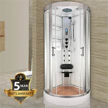 Insignia Hydro-Massage Shower Cabin - INS2000 Medium Image