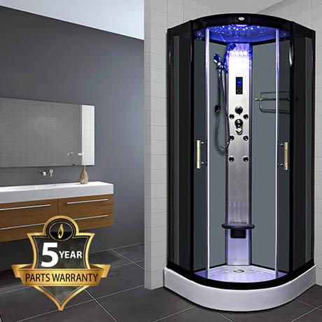 Insignia INS8719 Hydro-Massage Shower Cabin 900 x 900mm