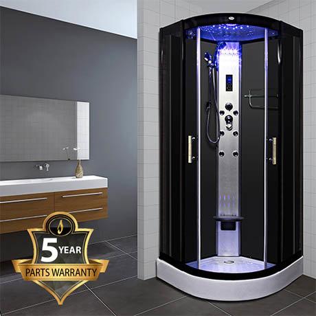 Insignia INS8720 Hydro-Massage Shower Cabin 900 x 900mm