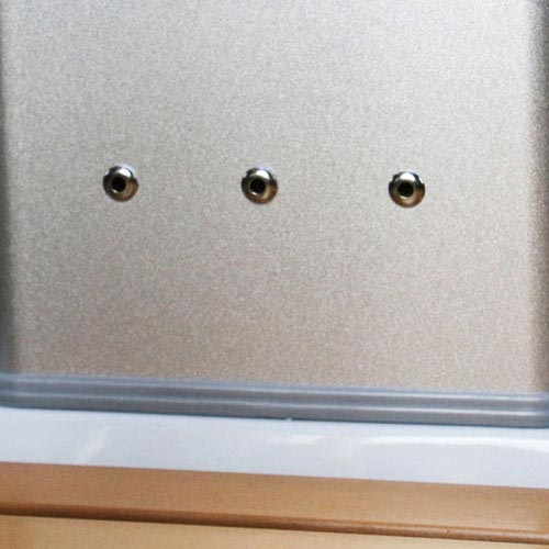 Insignia - Steam Shower Cabin 900 x 900mm - INS8727 profile large image view 7