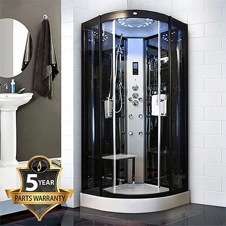 Insignia - Steam Shower Cabin 1000 x 1000mm - INS8728