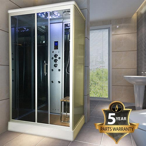 Insignia Steam Shower Cabin - INS9001 Large Image