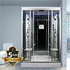 Insignia Two Person Steam Shower Cabin - INS9005 profile small image view 1