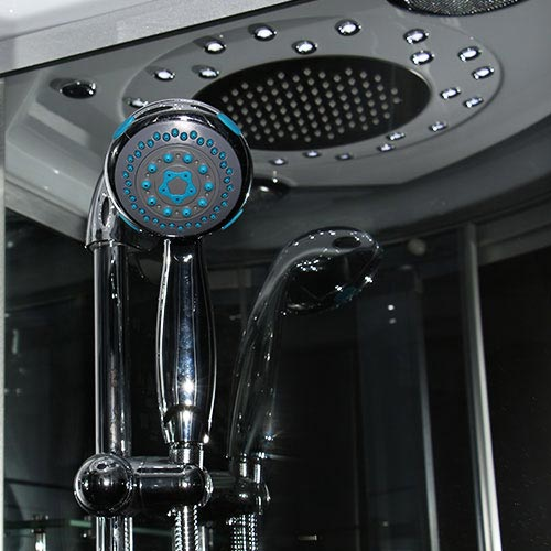 Insignia Steam Shower Cabin 800 x 800mm - INS9012 profile large image view 3