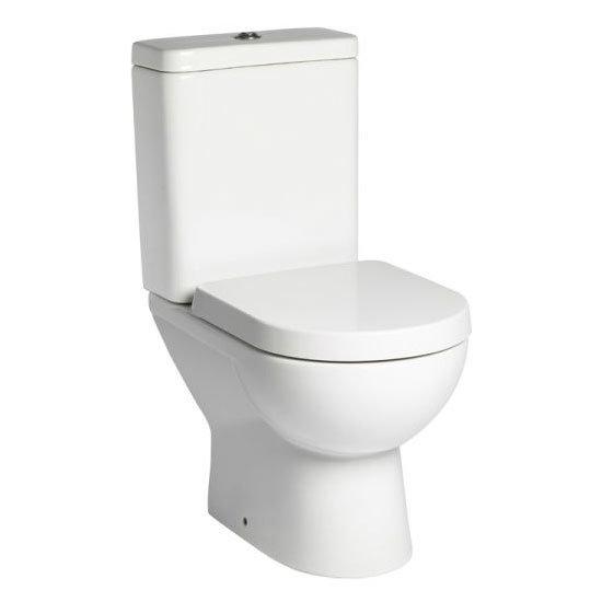 Tavistock Ion Close Coupled WC & Soft Close Seat Large Image
