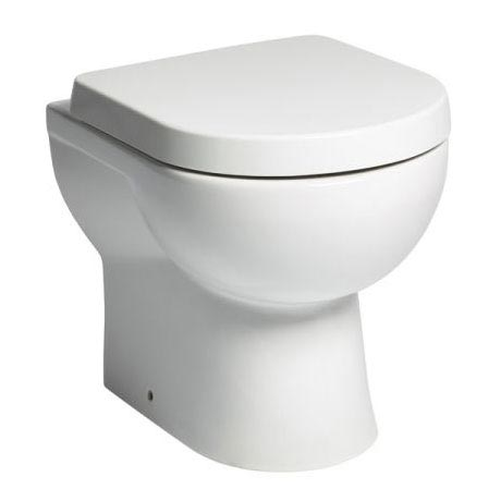 Tavistock Ion Back to Wall Pan & Soft Close Seat profile large image view 1