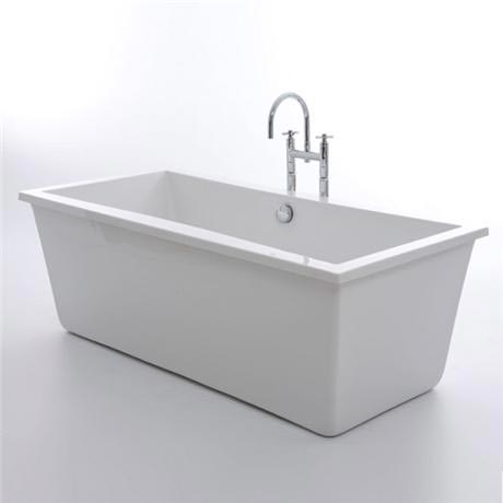 Royce Morgan Iona 1750 Luxury Freestanding Bath with Waste