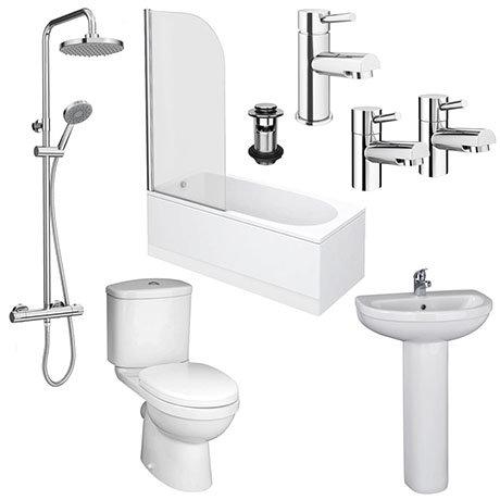 Ivo Complete Modern Bathroom Package