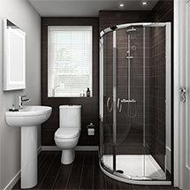 En Suite Bathrooms From 163 249 95 Shower Suites