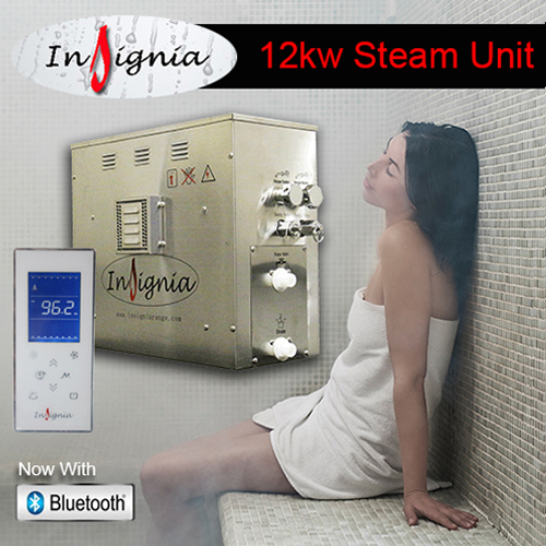 Insignia - GT 12KW Steam Generator - INS12KW Large Image