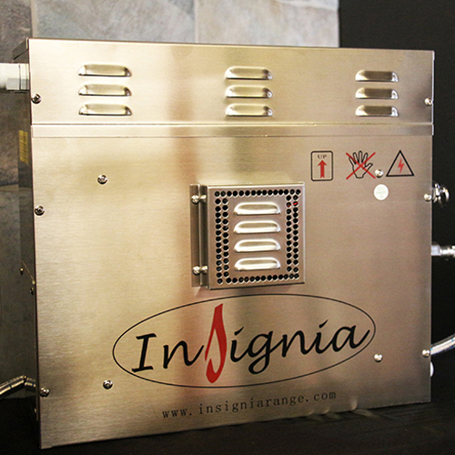 Insignia - GT 6KW New Steam Generator - INS6KW Feature Large Image