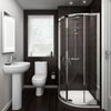 Ivo En Suite Bathroom Suite Set - 2 Sizes Available profile small image view 1