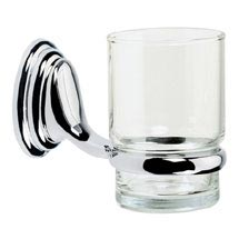 Bristan - Java Toothbrush & Tumbler Holder - J-HOLD-C Medium Image