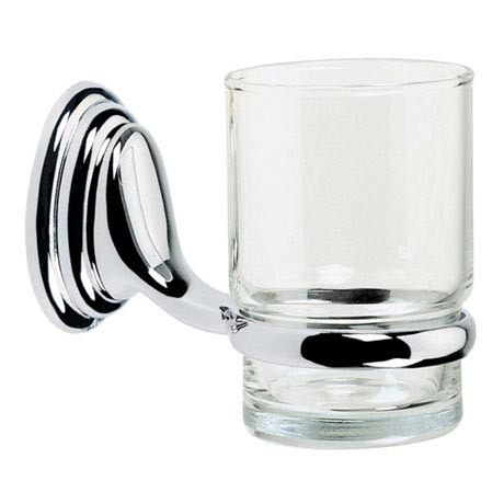 Bristan - Java Toothbrush & Tumbler Holder - J-HOLD-C