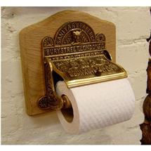 Sanitary Paper Co Toilet Roll Holder - J394