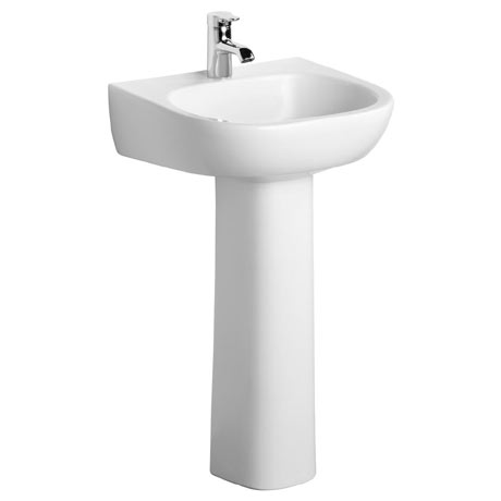 Ideal Standard Jasper Morrison 1TH Basin & Pedestal