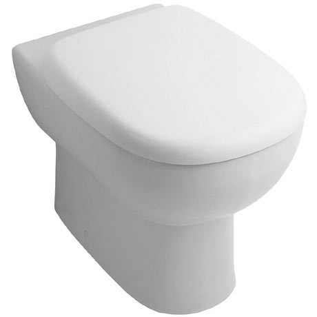 Ideal Standard Jasper Morrison Back to Wall Toilet