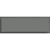 Jasper Metro Dark Grey Bevelled Wall Tiles - 100 x 300mm Small Image