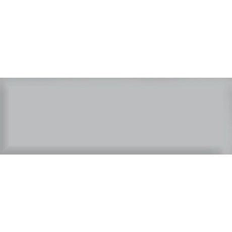 Jasper Metro Grey Bevelled Wall Tiles - 100 x 300mm