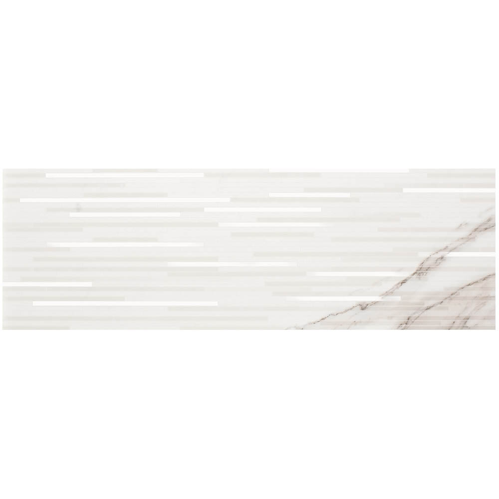 Glittered Luxury Marble Effect Wall Tiles - Julien Macdonald - 900 x 300mm