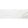 Glittered Luxury Marble Effect Wall Tiles - Julien Macdonald - 900 x 300mm profile small image view 1