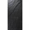 Black Slate Effect Wall & Floor Tiles - Julien Macdonald - 600 x 300mm Small Image
