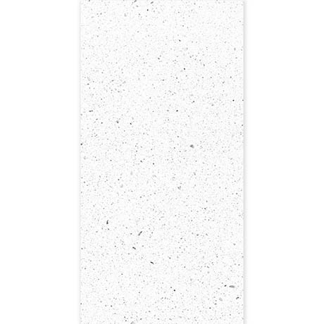 White Sparkle Quartz Tile - Julien Macdonald - 600 x 300mm