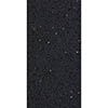 Black Sparkle Quartz Tile - Julien Macdonald - 600 x 300mm Small Image