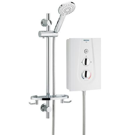 Bristan - Joy ThermoSafe Electric Shower - White