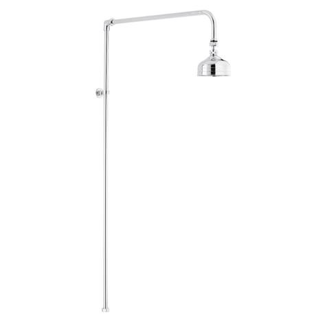 "Traditional Rigid Riser Kit Inc. 4"" Apron Fixed Shower - JTY027"