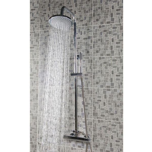 Ultra Thermostatic Bar Valve & Shower Kit - JTY375 Profile Large Image