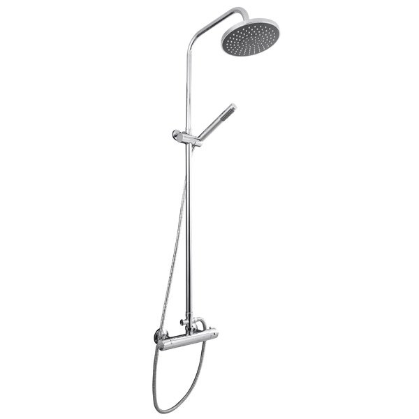 Ultra Thermostatic Bar Valve & Shower Kit - JTY375 Large Image