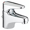 Bristan - Jute Basin Mixer With Pop Up Waste - Chrome - JU-BAS-C Medium Image
